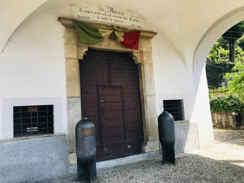 Chiesa San Rocco Bellano