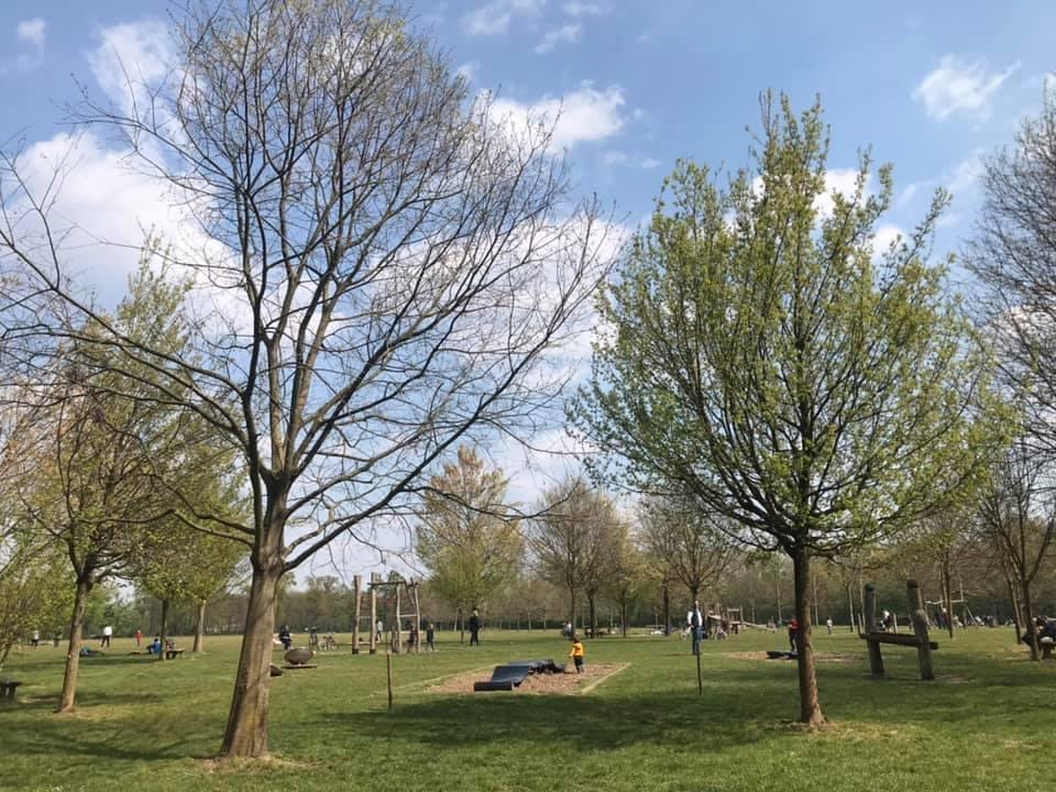 Parco giochi parco di Monza