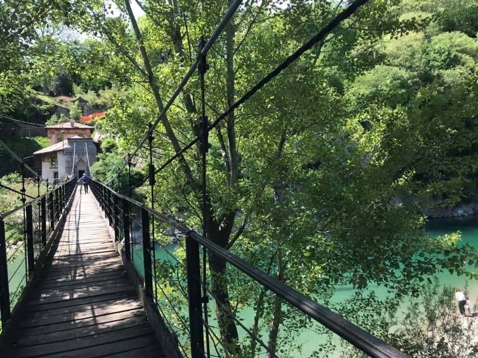 Ponte che balla di Clanezzo