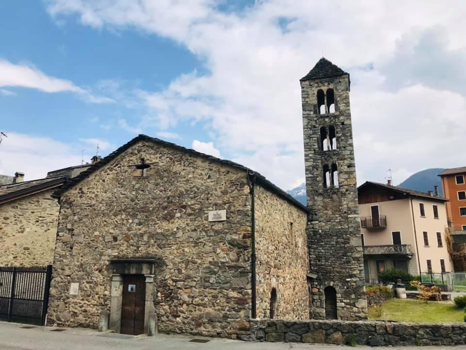 Teglio chiesa di San Pietro