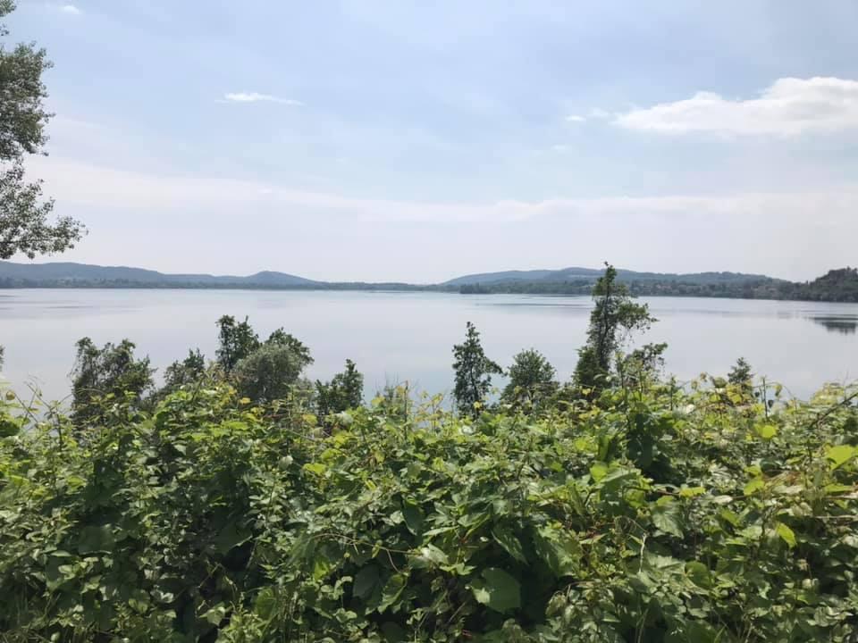 Ciclabile lago di Varese