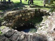 il calidarium di Lesa