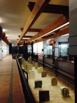 """Il Museo Archeologico di Viddalba e la sua preziosa collezione di stele """"a specchio"""" d'epoca romana."""