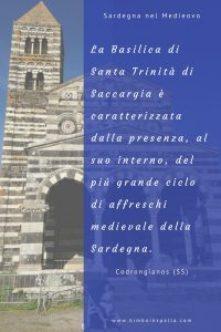Santissima Trinità di Saccargia arte romanica in Sardegna medioevo