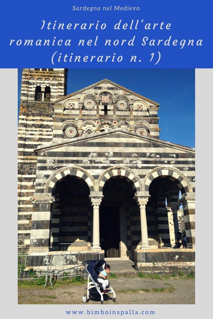 Itinerario per scoprire arte romanica in Sardegna