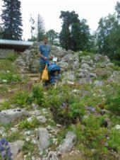 Visita al Giardino Botanico Viote di Monte Bondone