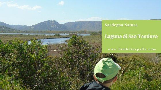 Laguna di San Teodoro Spiaggia La Cinta