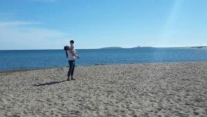 spiaggia di Torregrande a Oristano