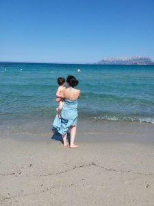 spiaggia di Pittulongu a Olbia Sardegna