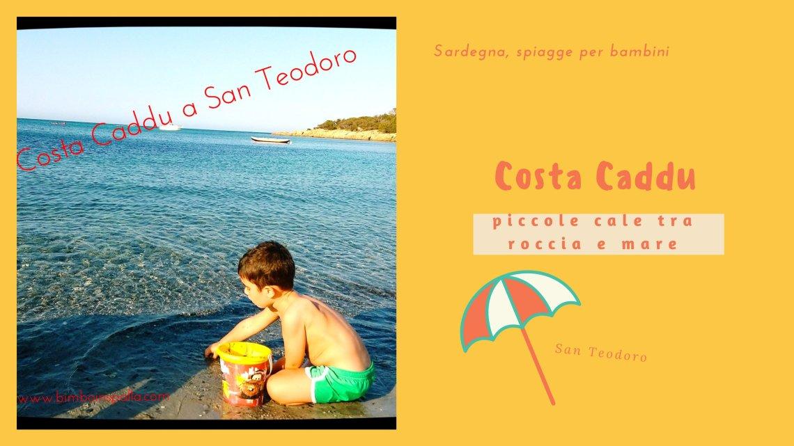 spiaggia Costa Caddu in Sardegna