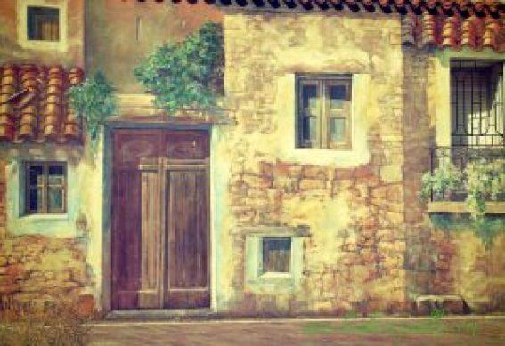 itinerario dei murales di Fonni in Sardegna