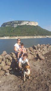 Lago Temo Monteleone Rocca Doria