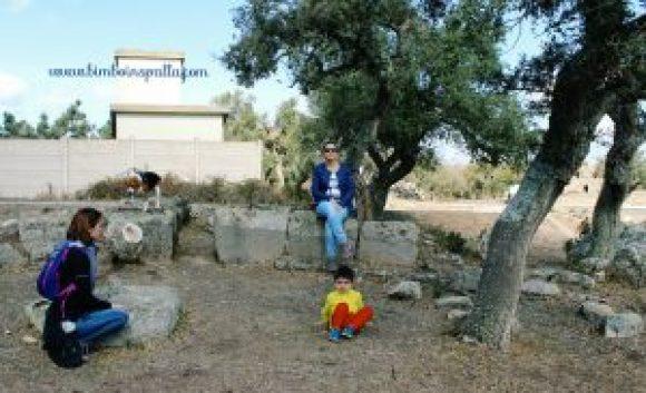 nuraghe Loelle e area archeologica