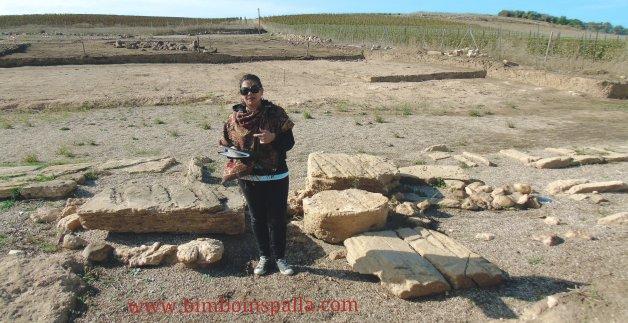 Mont'e Prama a Cabras in Sardegna
