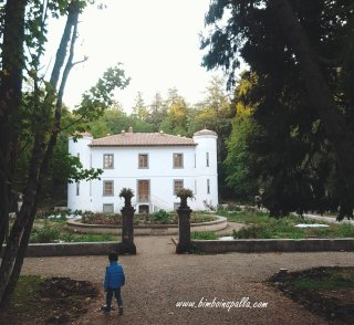 Villa Piercy a Bolotana