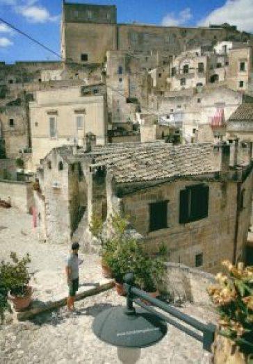 itinerario per i Sassi di Matera