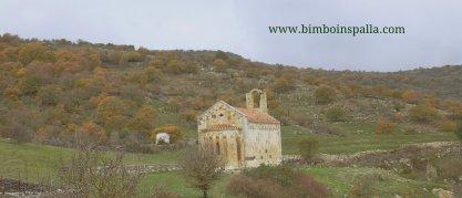 Chiesa romanica di San Lorenzo a Rebeccu
