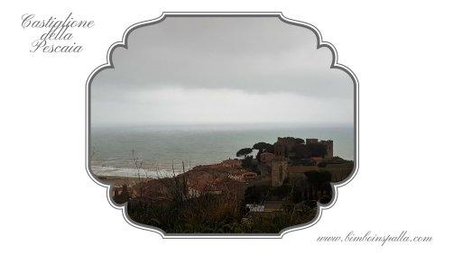 Castiglione della Pescaia borgo medievale Toscana