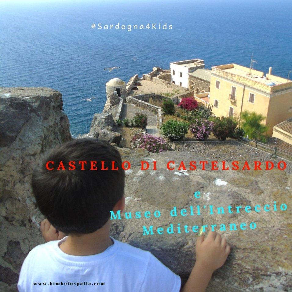 Castello di Castelsardo Sardegna