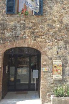Sarteano borgo della Toscana