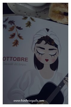 ottobre 2018 agenda