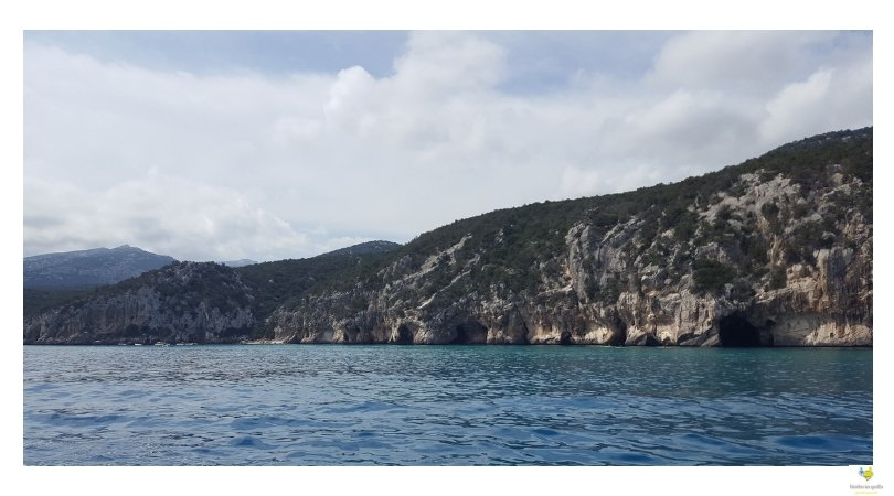 Gita in barca a Cala Luna a Dorgali