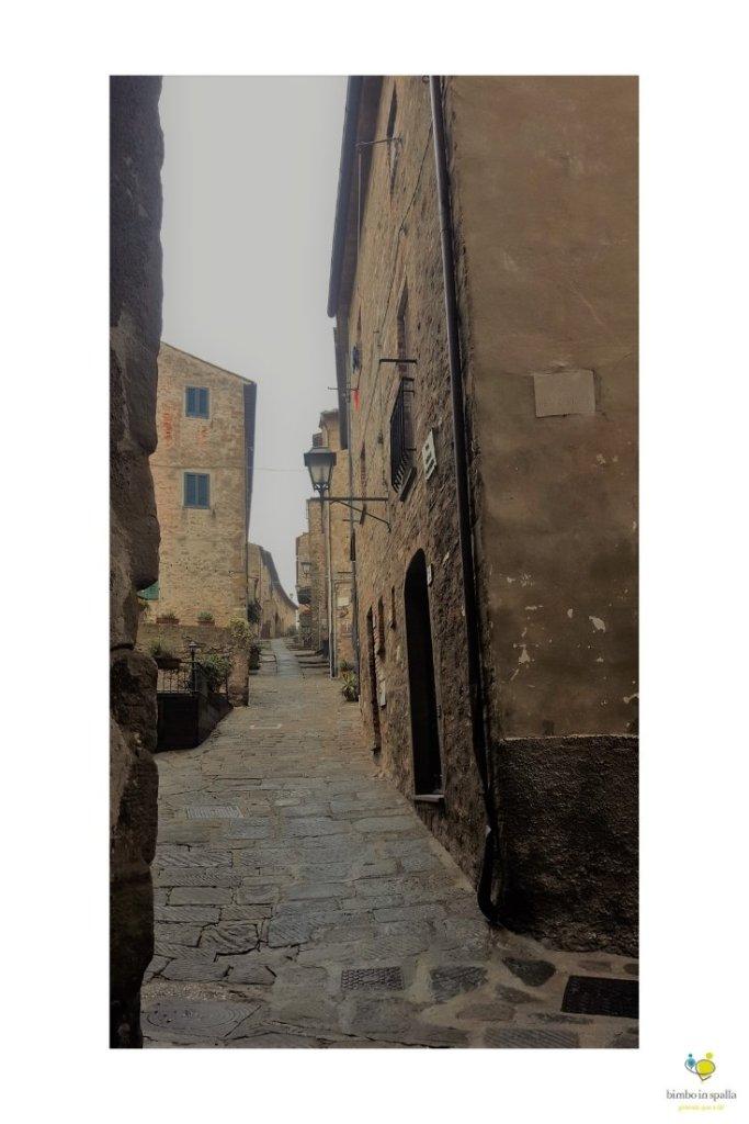 Castiglione della Pescaia borgo