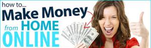Make Money From Home Online