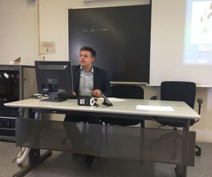 2. 1ª Sesión, Contexto BIM modera Pablo Callegaris, Director de Bimetica