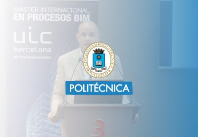 bBIM - Ponencia de Manuel Bouzas - UPM - Beyond Building Barcelona