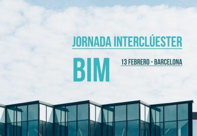 jornada intercluester bim - bimchannel - bimetica - barcelona