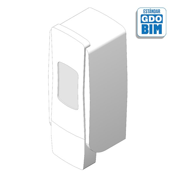 Dispensador de pared - Gel desinfección espuma 700ml