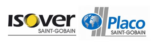 Logos Placo Isover