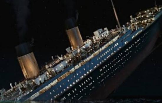 Hari Ini Dalam Sejarah Ribuan Orang Tewas, Usai Titanic Tabrak Gunung Es.
