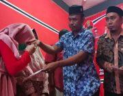 Partai Aceh Sagoe JOPA Santuni Puluhan Anak Yatim Piatu
