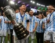 Lionel Messi Kuasai Statistik dan  Bawa Argentina Juara Copa America