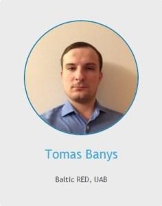 BIM Awards 2016 komisija Tomas Banys, Baltic RED