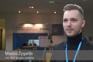 Nuomone apie BIM Forum Vilnius 2016 Marius Zygaitis, Lietuvos Architektu Sajunga
