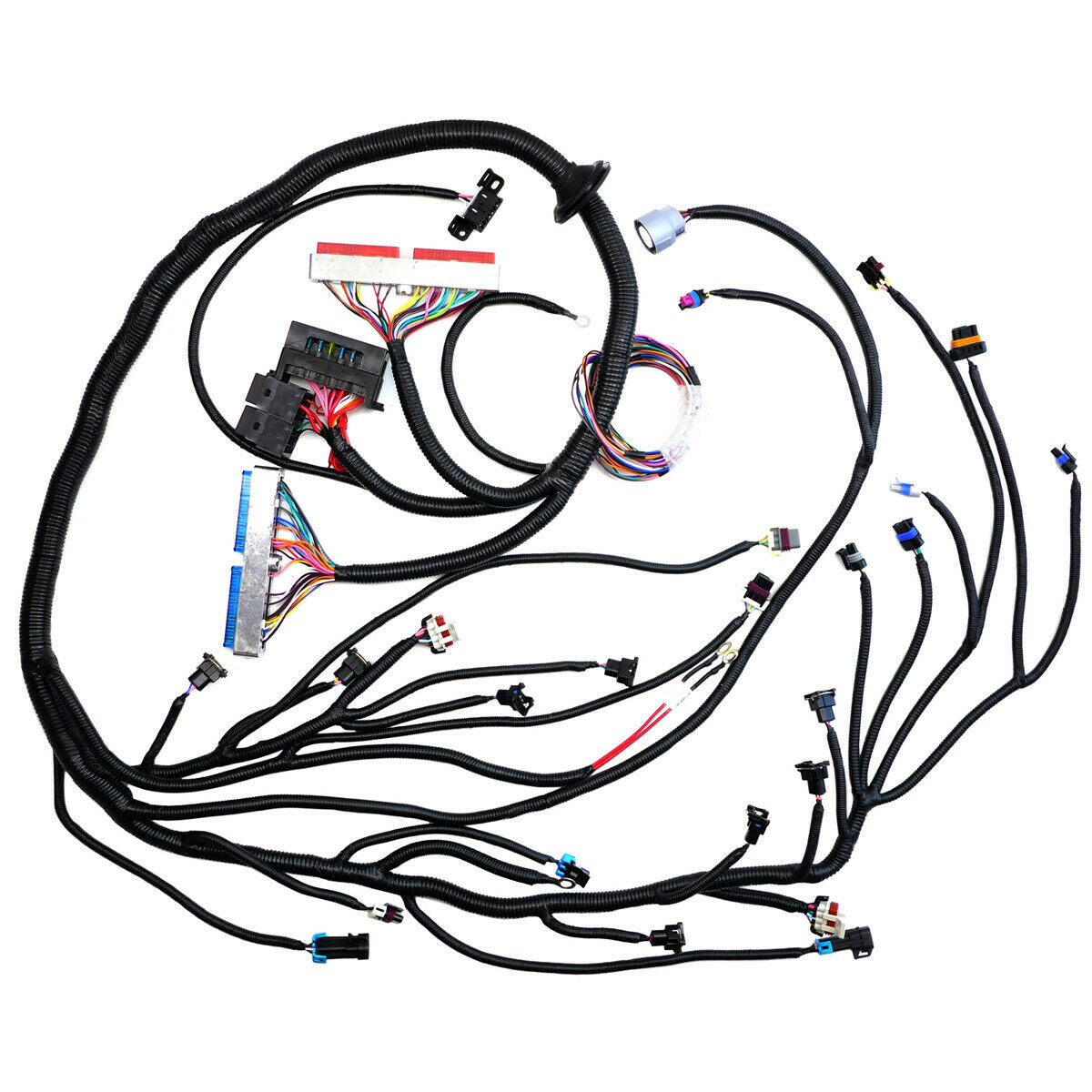 Brass Foldable Automotive Wiring Harness Durable Amp General