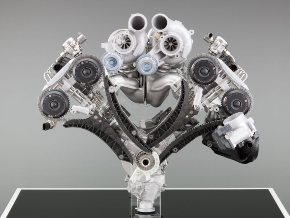 medium resolution of in addition to modular platforms bmw is also going modular with its engines the b58 which replaced the n55 starting with the 2016 model year shares
