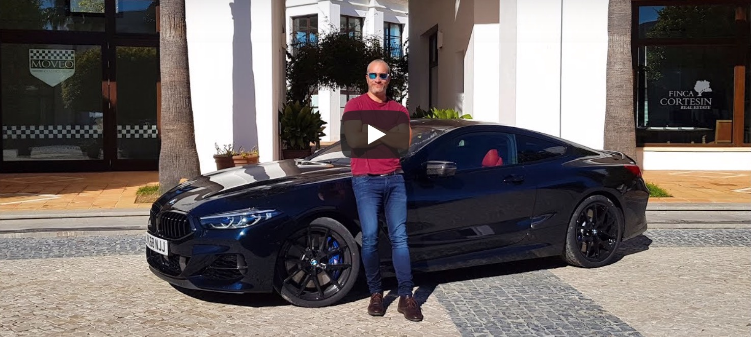 Bmw M850i First Drive Review By Joe Achilles
