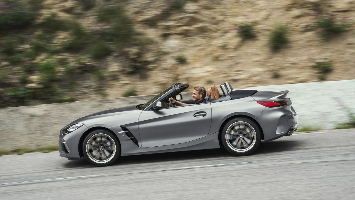 2019 Bmw Z4 Sdrive30i Announced At $49,700