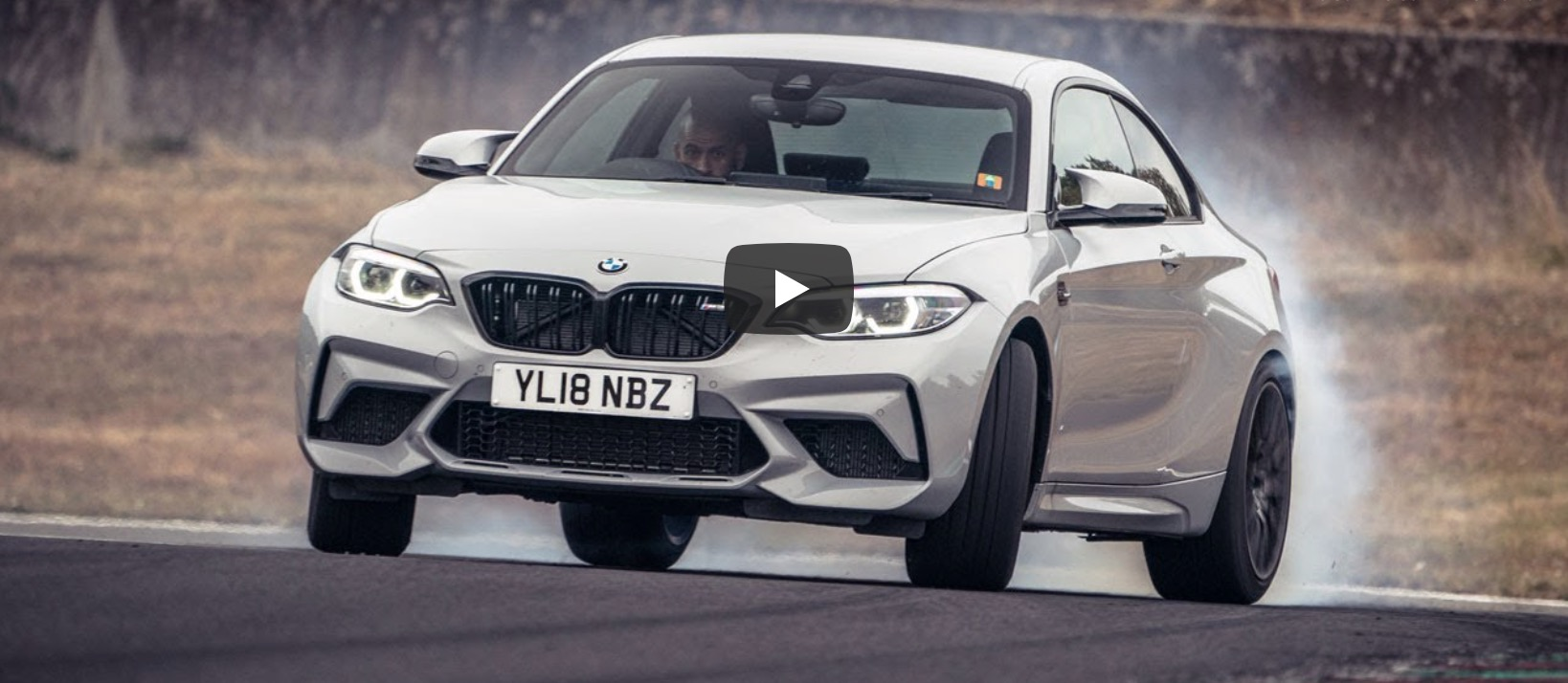 Chris Harris Hoons And Reviews The Bmw M2 Competition