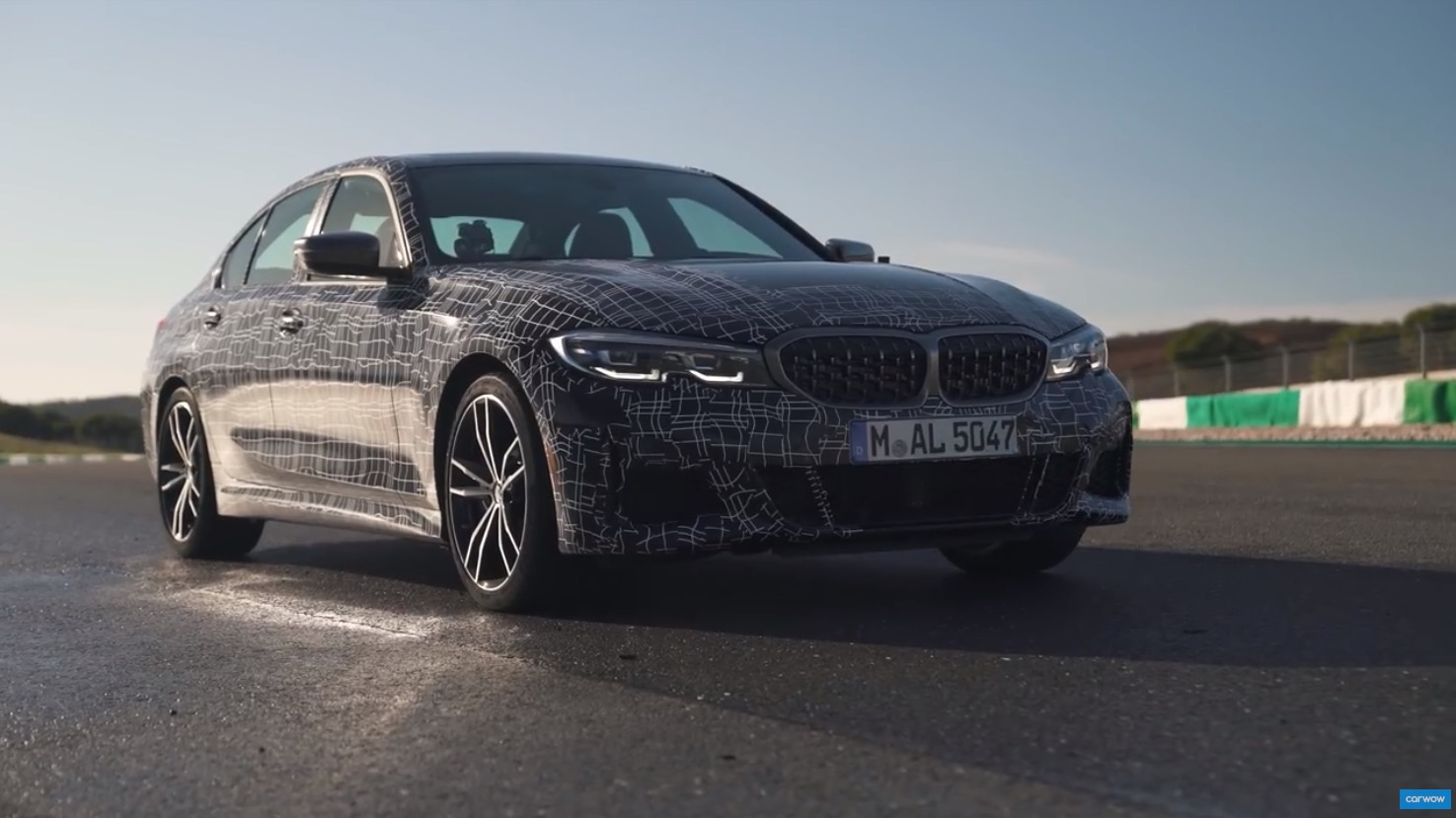 M340i Lays Down 12.6s Quarter Mile As Measured By Carwow