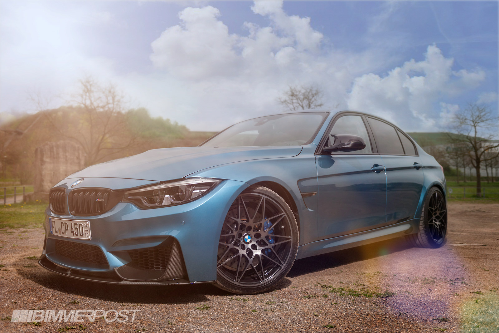 F80 M3 In One Of A Kind Maldives Blue Ii Individual