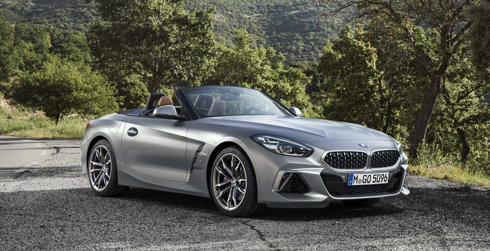 2020 Bmw Z4 M40i Pricing Will Start At $64,695 (d&h Included)