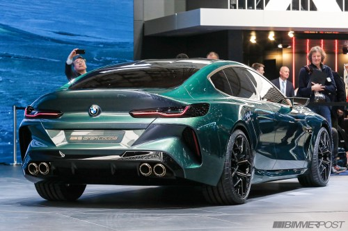 small resolution of bmw m8 gran coupe concept at geneva