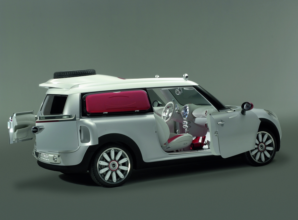 Mini Concept Cars A Decade Of Innovation Bimmertimes