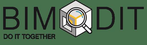 Logo BIMoDIT Do it together