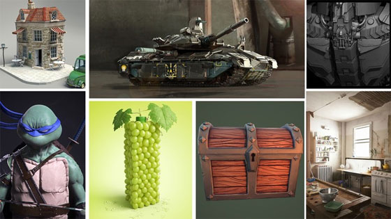 An exclusive online course to learn 3DS Max and Vray